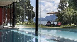 Enchanting Travels Argentina Tours Pucon Hotels Antumalal Pool