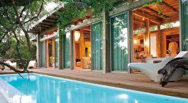 Pool at hotel Kapama Karula Camp in Kruger, South Africa