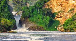 Naturwunderwelt Murchison Falls in Uganda