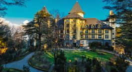 Enchanting Travels Asia Tours India Shimla The Oberoi Wildflower Hall-_Exterior
