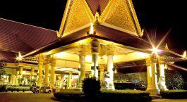 Enchanting Travels - Cambodia Tours - Sihanoukville Hotels -Sokha Beach Resort Sihanoukville - exterior