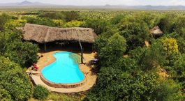 Enchanting Travels - Kenya Tours - Laikipia Il-Ngwesi-Kenya-Pool