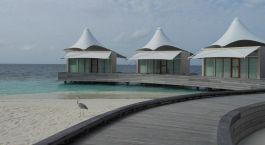 Bungalows im W Retreat and Spa, Male, Malediven
