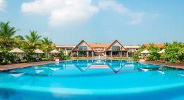 Pool im Uga Bay Resort, Pasikudah, Sri Lanka