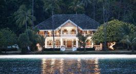 Außenansicht von Cape Panwa Hotel, Phuket, Thailand
