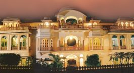 Shahpura Hotel Jaipur Trip India