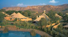 The Oberoi Vanyavilas Ranthambore Safari Tour India