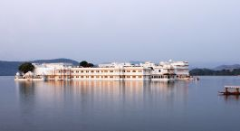 Taj Lake Palace Hotels in Udaipur India Tour