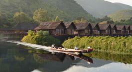 Enchanting Travels - Asia Tours - Myanmar - Pristine Lotus Spa Resort - exterior