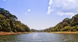 Eines der landschaftlich schönsten Reiseziele: Thekkady