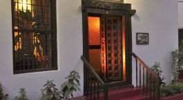 Enchanting Travels - Tanzania Tours -Stone Town - Zanzibar Palace Hotel - Exterior view