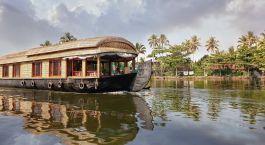 Allepey hausboot in den Kerala Backwaters