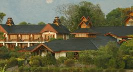 Exerior view of Inle Lake Resort & Spa, Inle Lake, Myanmar