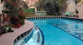 Swimming Pool Jas Villas Jaipur India