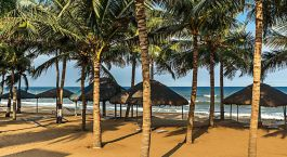 Enchanting Travels - South India Tours -Mamallapuram- Ideal Beach Resort- Strand