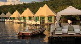 Enchanting Travels - Asia Tours - Cambodia - 4 Rivers Floating Lodge - outdoor