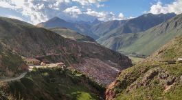 Peru Heiliges Tal (Valle Sagrado)