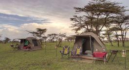 Mara Fly Camping
