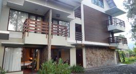Exterior view Jiwa Jawa Resort Bromo Hotel in Indonesia, Mount Bromo