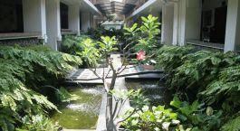 Gartenaussicht Roemahkoe Solo Hotel, Solo, Indonesia