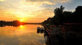 Enchanting Travels - Malaysia Tours -Kinabatangan-Abai Jungle Lodge - Exterior