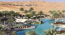 Enchanting Travels UAE Tours Abu Dhabi Hotels Qasr Al Sarab Desert Resort by Anantara Free_Form_Pool
