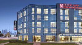 Enchanting Travels UAE Tours Dubai Hotels Hilton Garden Inn Dubai Al Mina exterior
