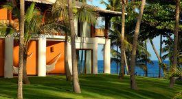 Exterior view of guest appartements at Tivoli Ecoresort Praia do Forte Hotel in Praia do Forte, Brazil