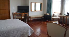 Enchanting Travels -Kolumbien Reisen - Bagota - Hotel de la Opera -Schlafzimmer