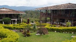 Enchanting Travels Colombia Tours San Agustin Hotels Akawanka - Exterior