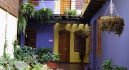 Enchanting Travels Colombia Tours Santa Marta Hotels Casa Isabella - Patio