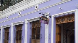 Enchanting Travels Colombia Tours Santa Marta Hotels Casa Leda - Exterior