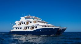 Enchanting Travels South America Tours Ecuador Cruises Cormorant Galapagos Cruise boat