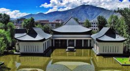Enchanting Travels Tibet Tours Lhasa Hotels St Regis Lhasa exterior