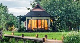 Enchanting Travels Thailand Tours Chiang Rai Hotels Manee Dheva Resort & Spa villa