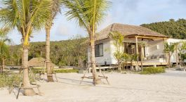 Enchanting Travels Cambodia Tours - Koh Rong - The Royal Sands Koh Rong - Exterior