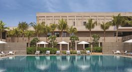 Enchanting Travels India Tours Mamallapuram Hotels InterContinental Chennai Mahabalipuram Resort pool