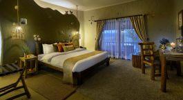 Enchanting Travels Nepal Tours Chitwan Hotels Barahi Jungle Lodge room