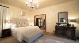 Double room at Avondrood Guest House, Winelands, South Africa