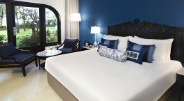 Doppelzimmer im Taj Fort Aguada Resort & Spa Hotel in Goa, Zentral- & Westindien