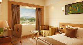 Superior room at Lemon Tree Premier Delhi Airport Hotel in Delhi, North India