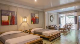 Double room at Plaza Yara Hotel in Manuel Antonio, Costa Rica