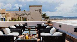Enchanting Travels Morocco Tours Essaouira Hotels Madada Mogador Terrace