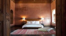 Double room at El Fenn in Marrakech, Morocco