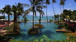 Enchanting Travels - Thailand Tours - Koh Samui Hotels - Anantara Bophut Resort And Spa - Exterior