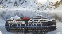 Enchanting Travels Antarctica Kreuzfahrt Magellan Explorer Außenansicht