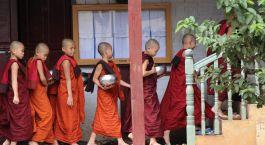 Myanmar Reisebericht von Monika Allenbach