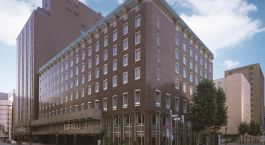 Enchanting Travels Japan Tours Sapporo Hotels Sapporo Grand Hotel Facade