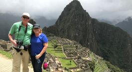 Enchanting Travels Top 10 UNESCO World Heritage sites in 2019 - Machu Picchu - Photo Courtesy, Enchanting Travels' Guest Glenn Frank