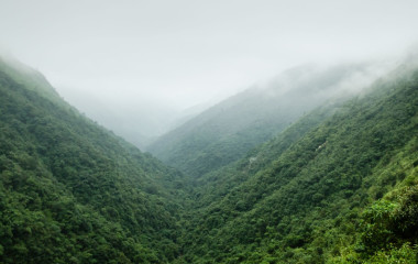 Mystische Bergwelt: Guwahati